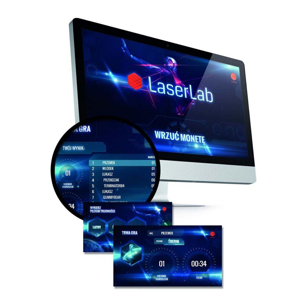 Laser Lab 2 laser labirynth