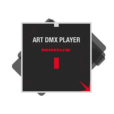 Art DMX Player MODUS