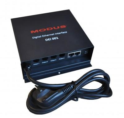 DEI 001 – Digital Ethernet Interface