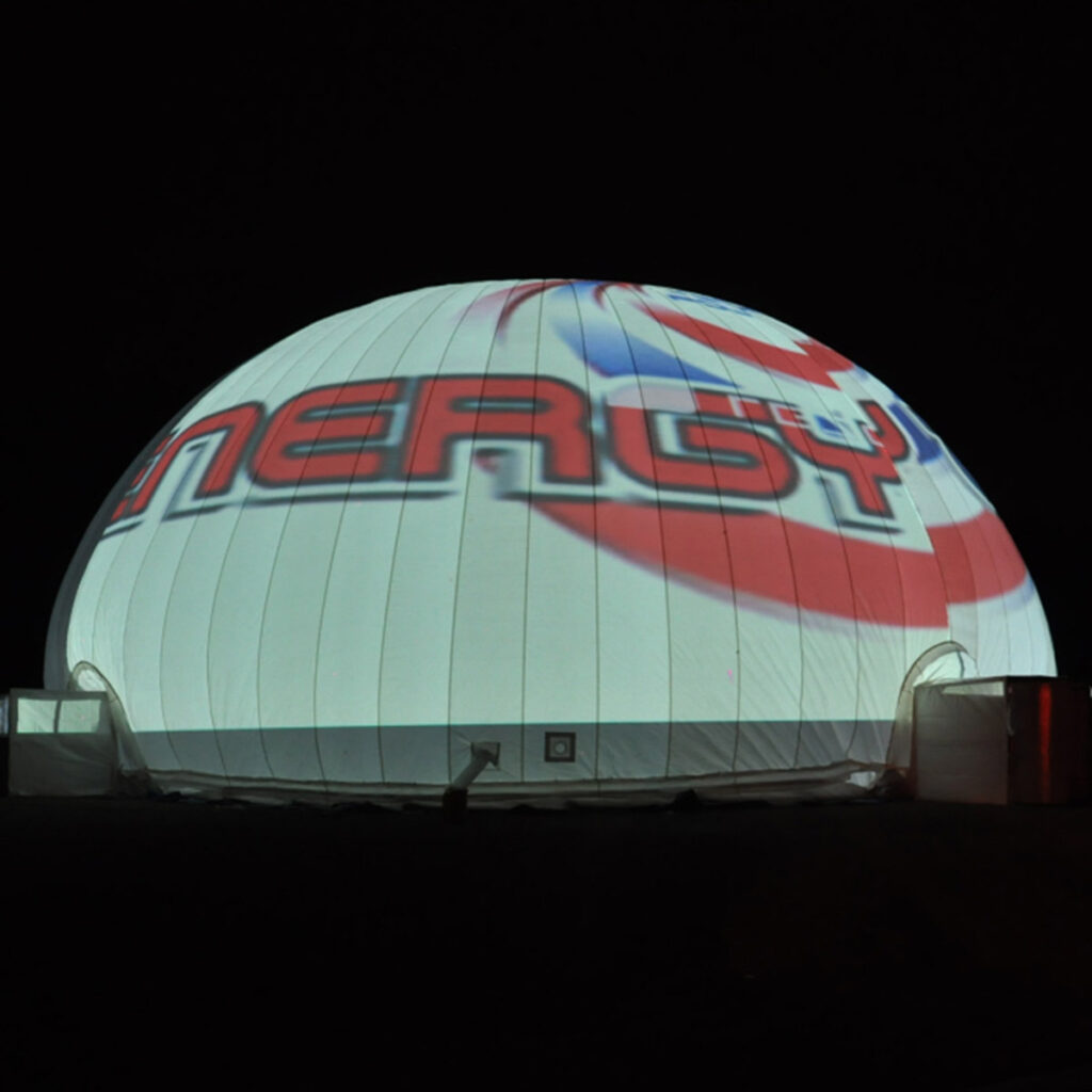 Spherical cinemas 360 Modus